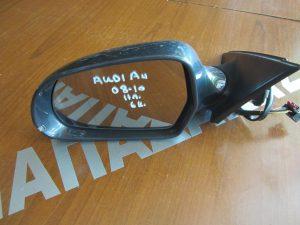 Audi A4 2008-2010 καθρέπτης αριστερός ηλεκτρικός ανθρακί