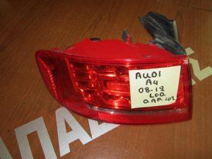 Audi A4 2008-2012 SDN φανάρι πίσω αριστερό LED