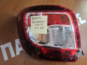 Dacia Sandero 2012-2017 φανάρι πίσω αριστερό