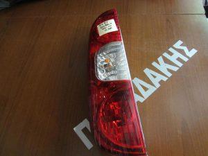 Fiat Doblo 2005-2010 φανάρι πίσω αριστερό