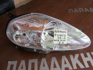 Fiat Grande Punto 2008-2012 φανάρι εμπρός δεξιό μωβ φίσα (IM)