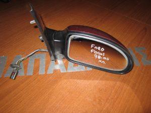 Ford Focus 1998-2004 δεξιός ηλεκτρικός καθρέπτης μπορντό