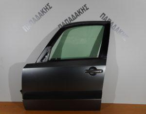 Suzuki SX4 2007-2013 πόρτα εμπρός αριστερή γκρι