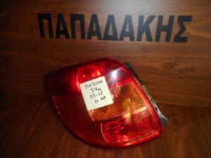 Suzuki Sx4,Fiat Sedici 2007-2014 φανάρι πίσω αριστερό