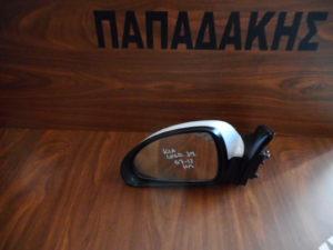 Kia Ceed 2007-2013 3πορτο αριστερός καθρέπτης ηλεκτρικός άσπρος