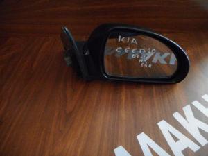 Kia Ceed 2007-2013 3πορτο δεξιός καθρέπτης ηλεκτρικός μαύρος