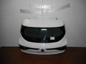 Renault Megane 2016-2020 πόρτα πίσω 5η άσπρη