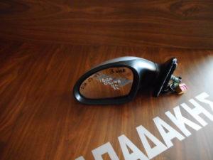 Seat Ibiza 2002-2008 αριστερός καθρέπτης ηλεκτρικός ασημί 3 καλώδια