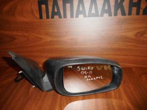 Suzuki Swift 2005-2011 δεξιός καθρέπτης μακρύς ηλεκτρικός γκρι