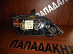 Mazda 2 2005-2007 εμπρός δεξιό φανάρι Lift
