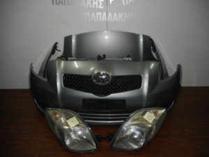 Toyota Yaris 2006-2009 μούρη κομπλέ γκρι