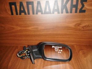 Peugeot 307 2001-2008 ηλεκτρικός καθρέπτης δεξιός γκρι