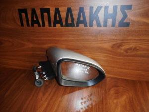 Opel Astra K 2016-2020 ηλεκτρικός καθρέπτης δεξιός ασημί 5 καλώδια