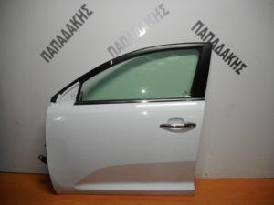 Kia Sportage 2010-2016 πόρτα εμπρός αριστερή άσπρη