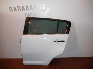 Kia Sportage 2010-2016 πόρτα πίσω αριστερή άσπρη