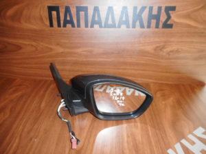 Peugeot 208/2008 2014-2019 ηλεκτρικά ανακλινόμενος καθρέπτης δεξιός μολυβί 9 καλώδια
