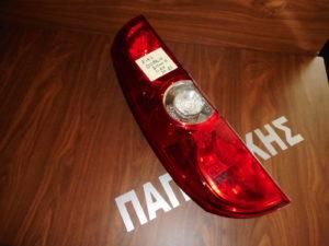 Fiat Doblo 2010-2015 φανάρι πίσω αριστερό 2φυλλή πόρτα