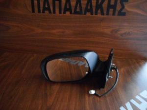 Toyota Yaris 2006-2011 ηλεκτρικός καθρέπτης αριστερός μαύρος 3 καλώδια