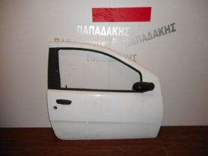 Fiat Punto 1999-2010 πόρτα δεξιά δύθυρη άσπρη