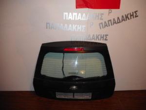 Ford Fiesta 2002-2008 οπίσθια πόρτα 5πορτο ανθρακί