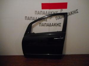 Mercedes A Class w169 2004-2012 πόρτα εμπρός αριστερή μαύρη