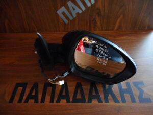 Alfa Romeo Stelvio 2016-2020 ηλεκτρικός ανακλινόμενος καθρέπτης δεξιός μαύρος 10 καλώδια