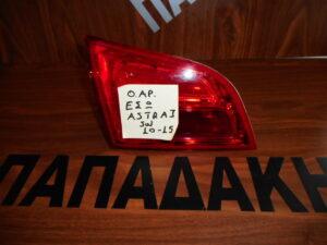 Opel Astra J SW 2010-2015 πίσω αριστερό φανάρι εσωτερικό